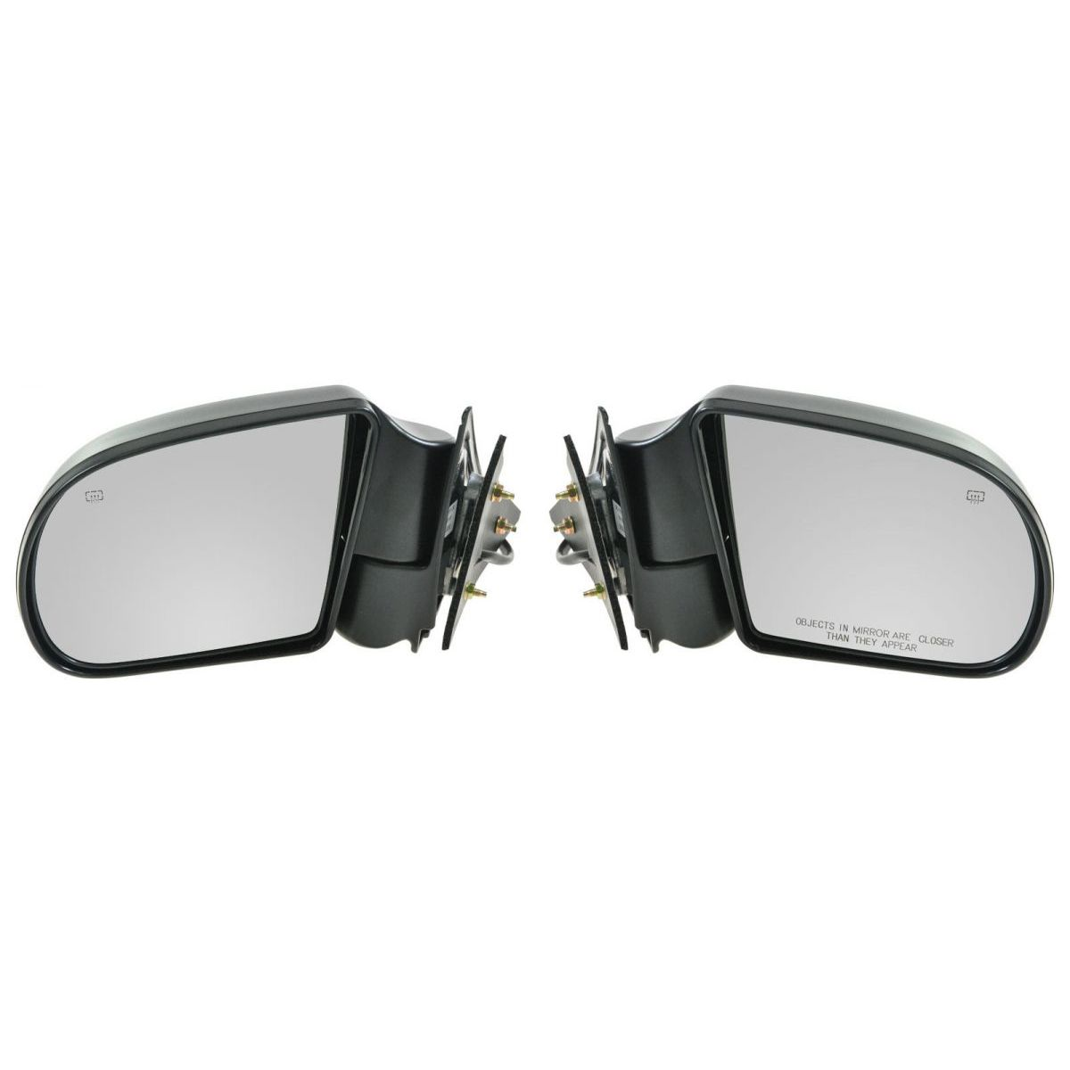 Left /& Right Driver Passenger Pair Set DOOR MIRROR For Chevy,GMC S10,Sonoma