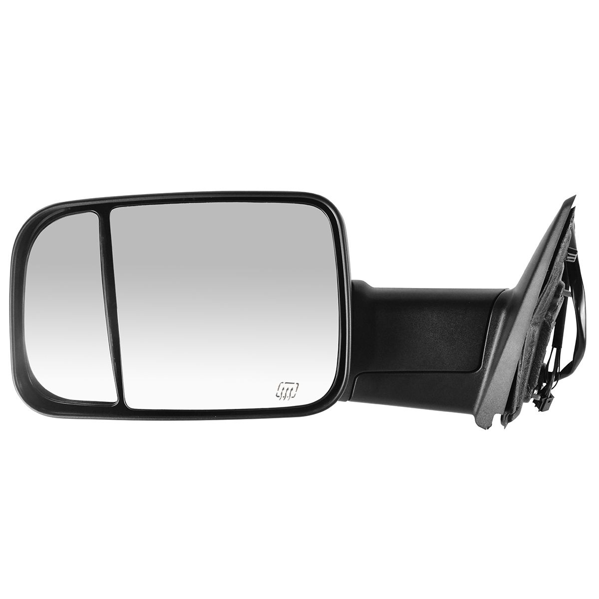 Side View Mirror Power Heated Signal Flip Up Towing Left