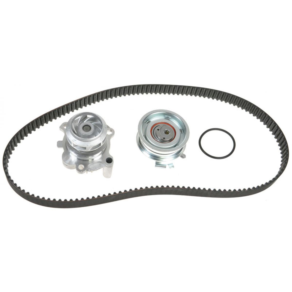 gates timing belt kit  u0026 water pump set for vw beetle jetta