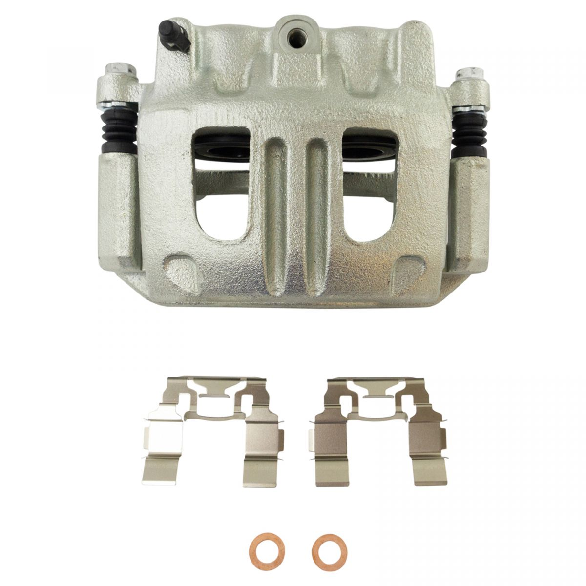 Raybestos Element3 Front Left Disc Brake Caliper with Bracket LH for Ford Van