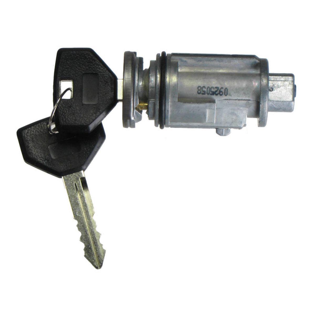 Chrome Ignition Lock Cylinder W   Key For Dodge Chrysler