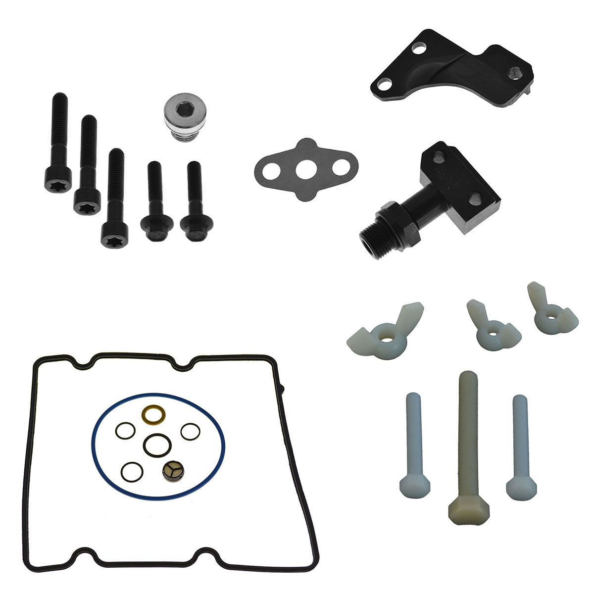 FORD Updated High Pressure Diesel Oil Pump O-Ring Kit for F-Series Pickup Van