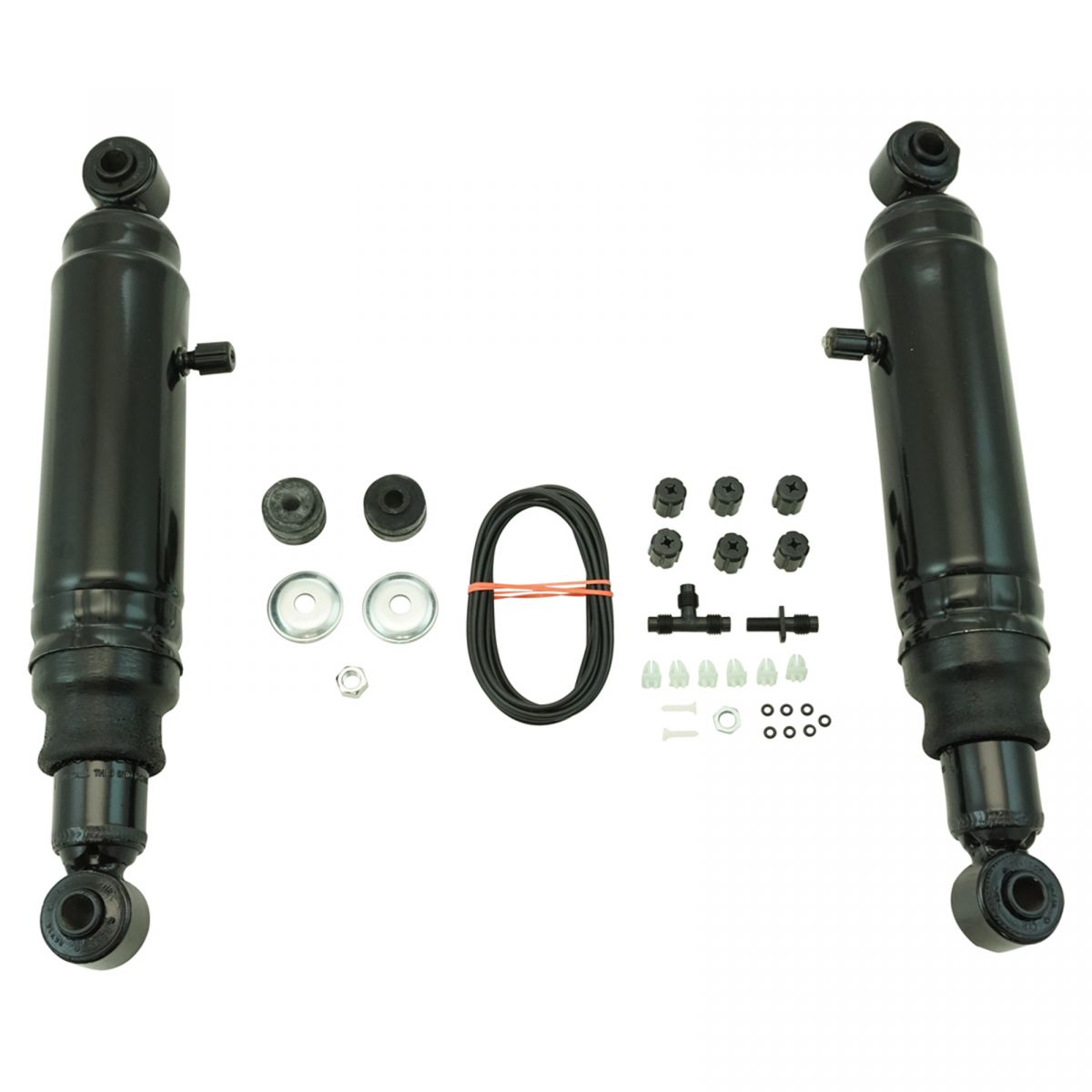 Details about Monroe MA834 Max-Air Rear Air Shock Absorber Pair for Chevy  GMC Pickup Truck New