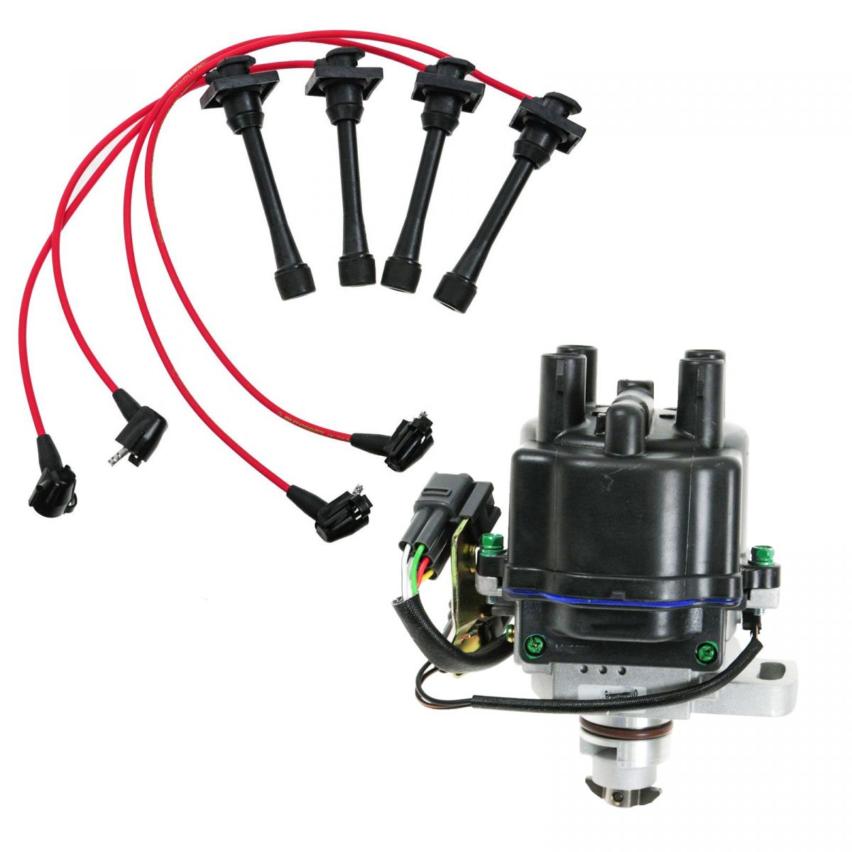Distributor Wire Set For Toyota Corolla Celica 18l 192659201911 2006 Electrical Wiring Diagram Manual Ebay