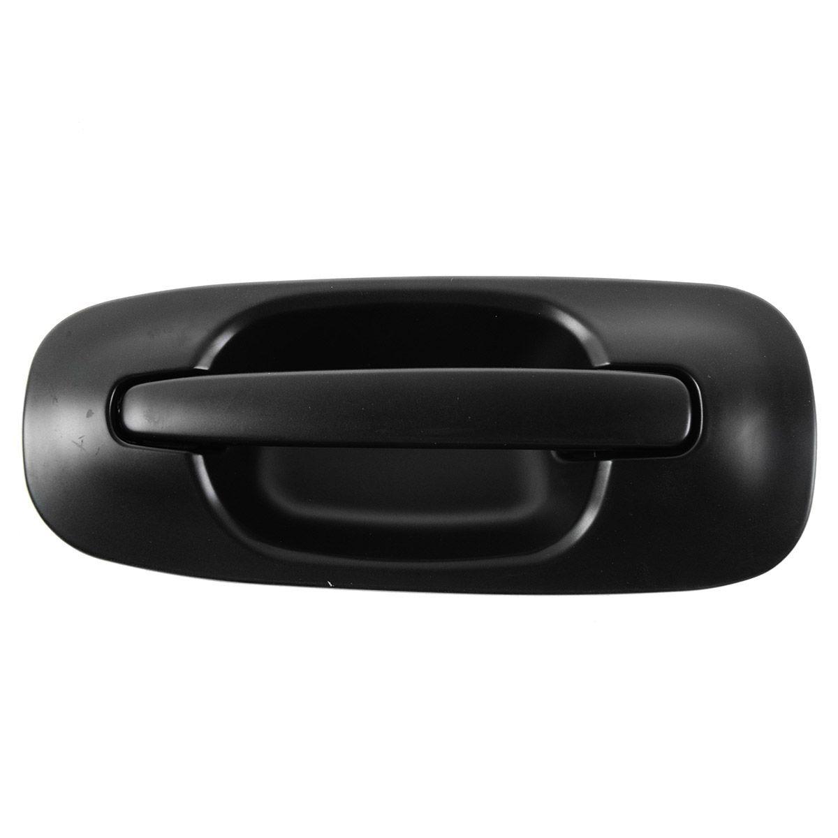 fits Honda Odyssey 99-04 Outside Sliding Door Handle Without Keyhole Rear Left