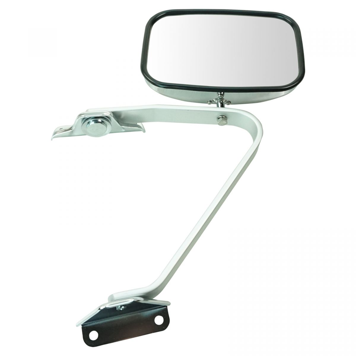 Stainless Steel Swing Lock Side View Mirror Left or Right for Ford Pickup Truck