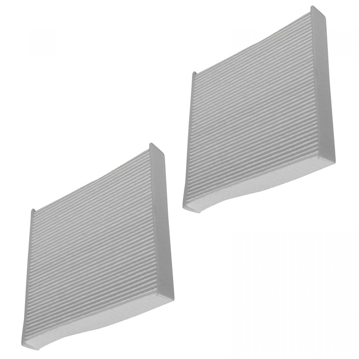 Interior Cabin Air Filter Paper Style Pair For Civic CRV