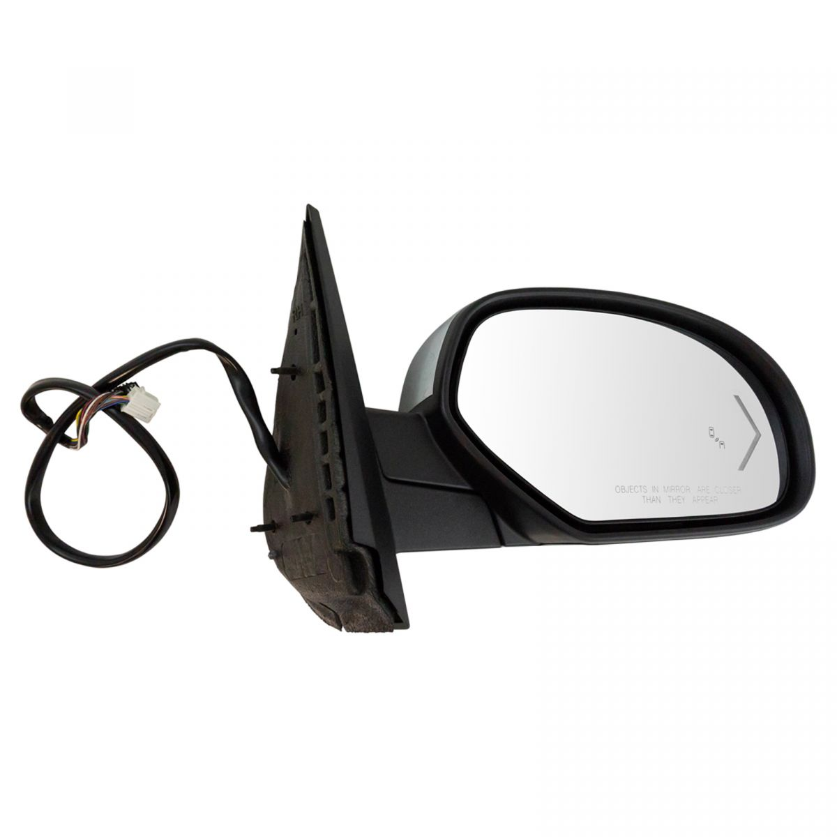 Power Heated Memory Power Folding Signal Right Side Mirror Fits 11-14 Ford F-150