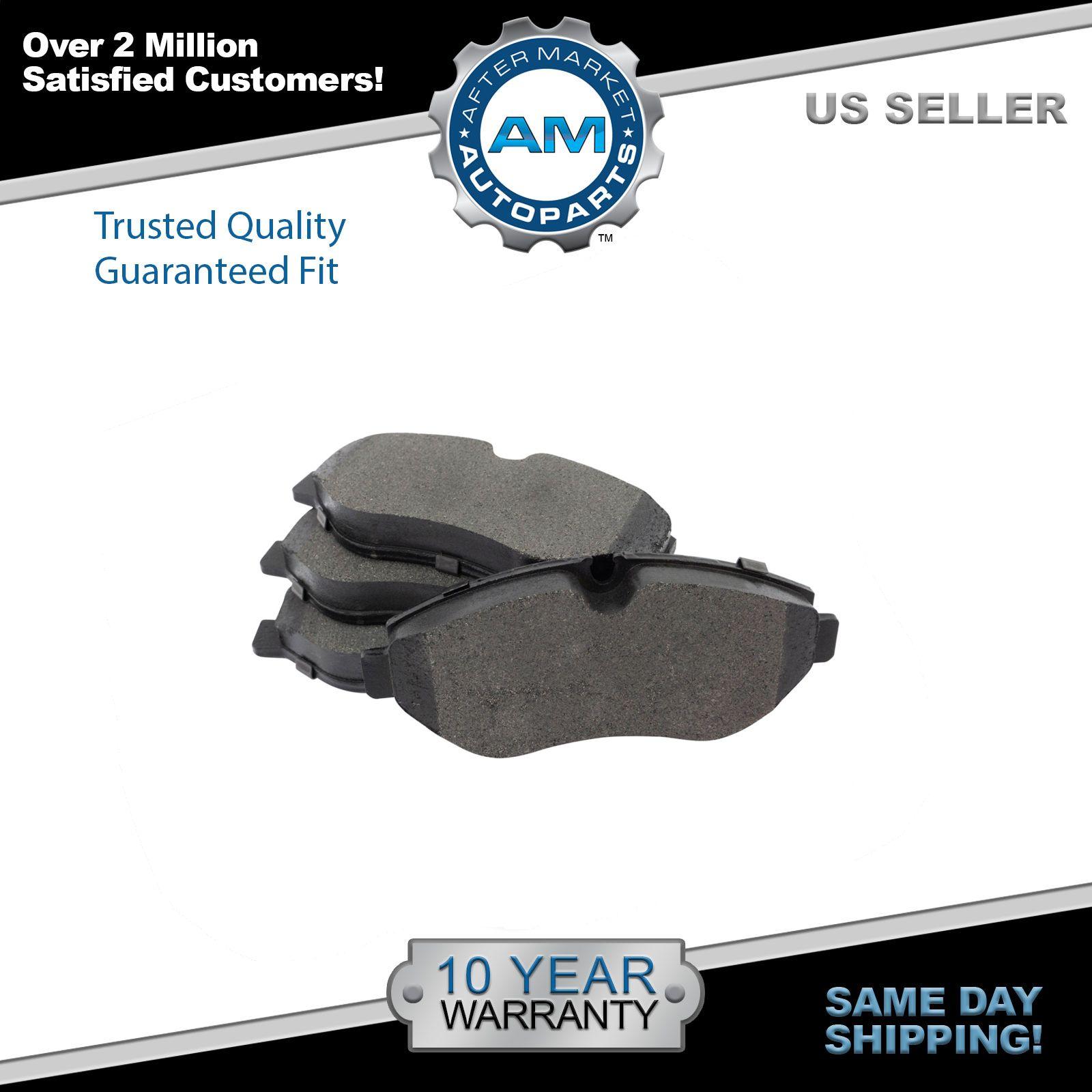 Front Premium Posi Semi Metallic Disc Brake Pads for Sprinter Van 2500 New