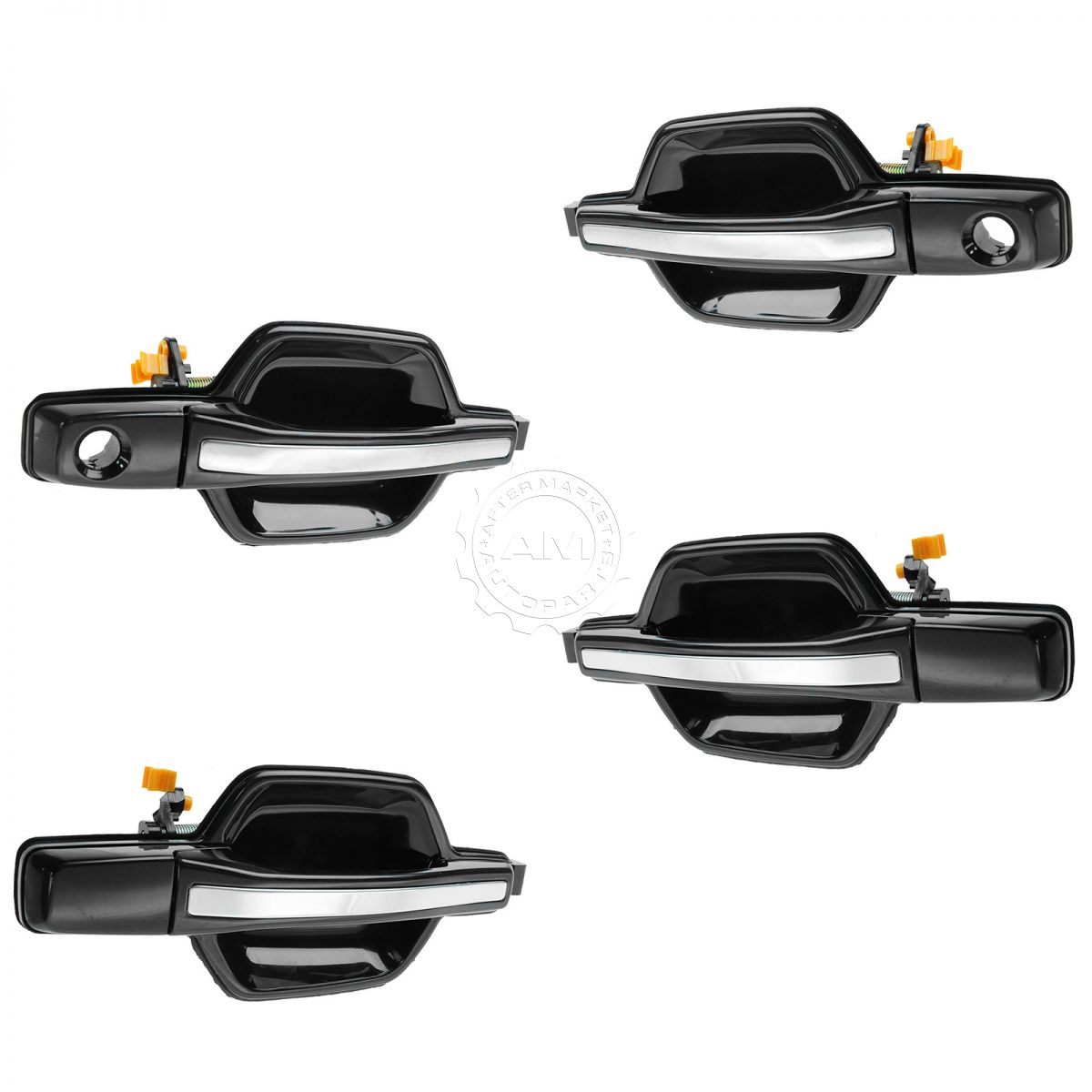 Front,Right Passenger Side DOOR OUTER HANDLE For Mitsubishi Montero SMOOTH