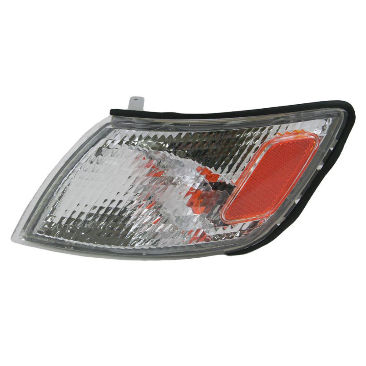 Side Marker Corner Parking Light Turn Signal Driver Left LH for 00-01 ES300