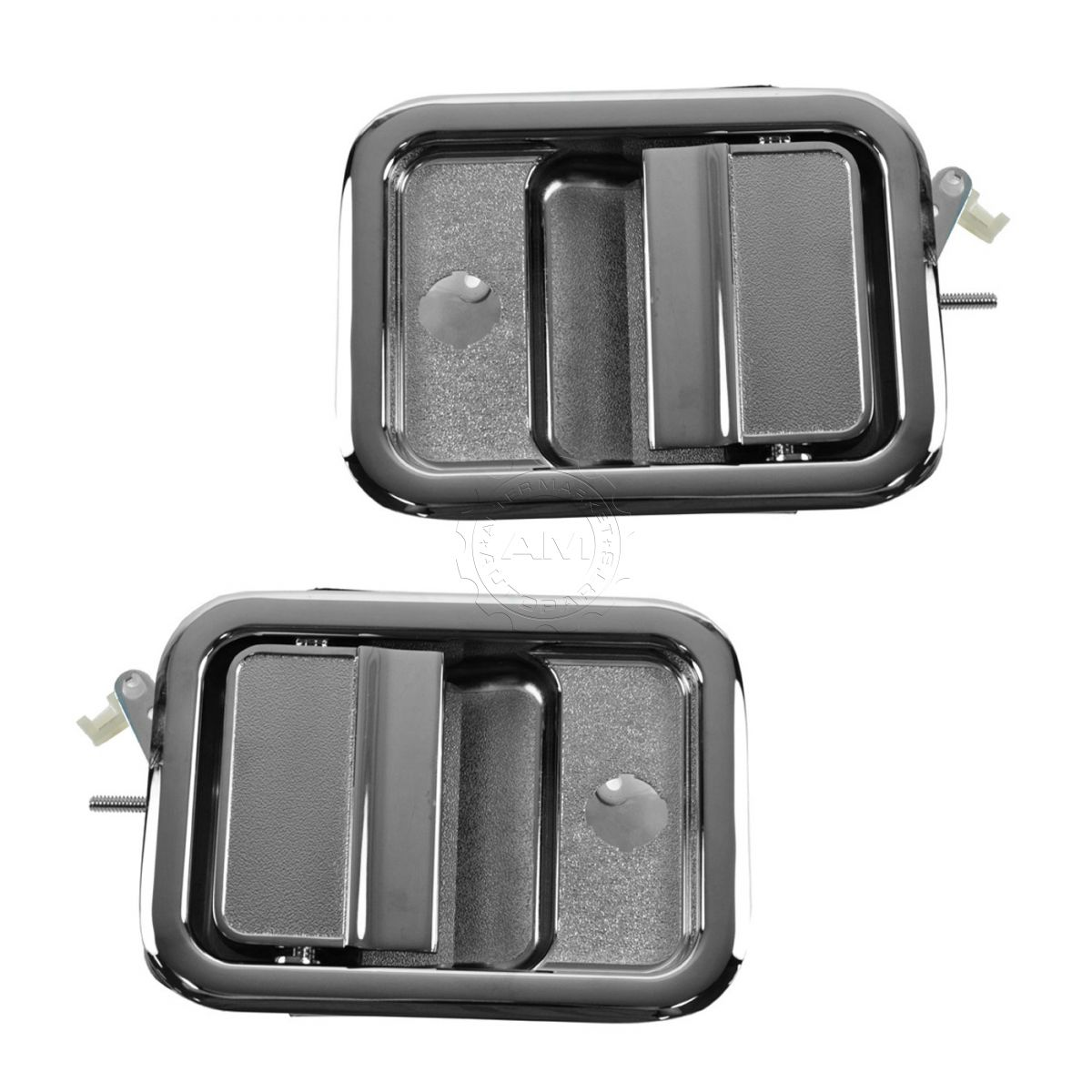 Dorman Front Window Track Guide Plate LH Left or RH Right for Chevy Cadillac GMC