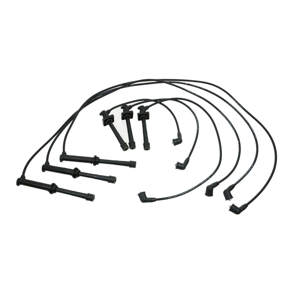 Ignition Spark Plug Wire Set Kit For Ford Probe Mazda 626 Millenia Mx6 Wiring Harness Mx 6 25