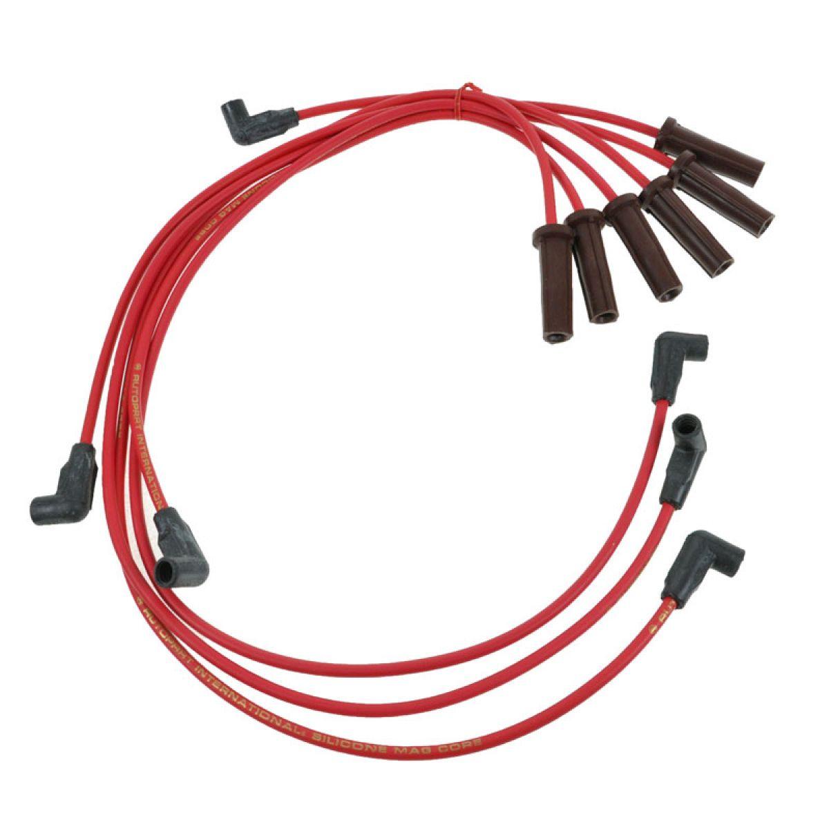 Ignition Spark Plug Wire Set Kit 12192189 for Buick Olds Pontiac V6 3.8 3800