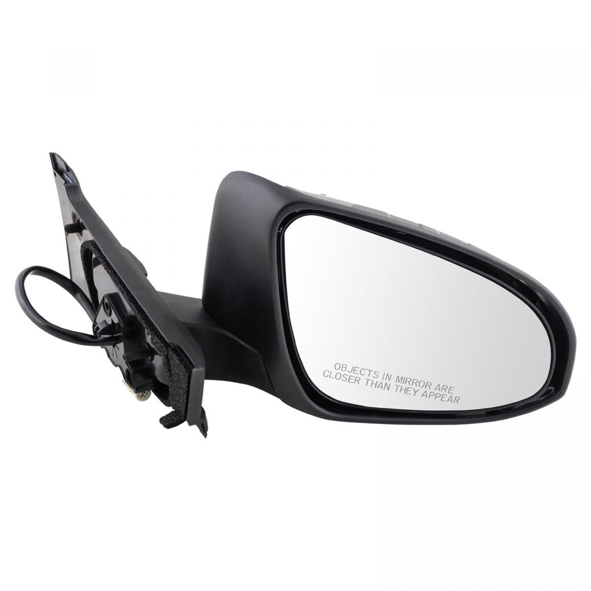 for 2015 Toyota Yaris Hatchback RH Passenger Side Right Mirror Power//Heated