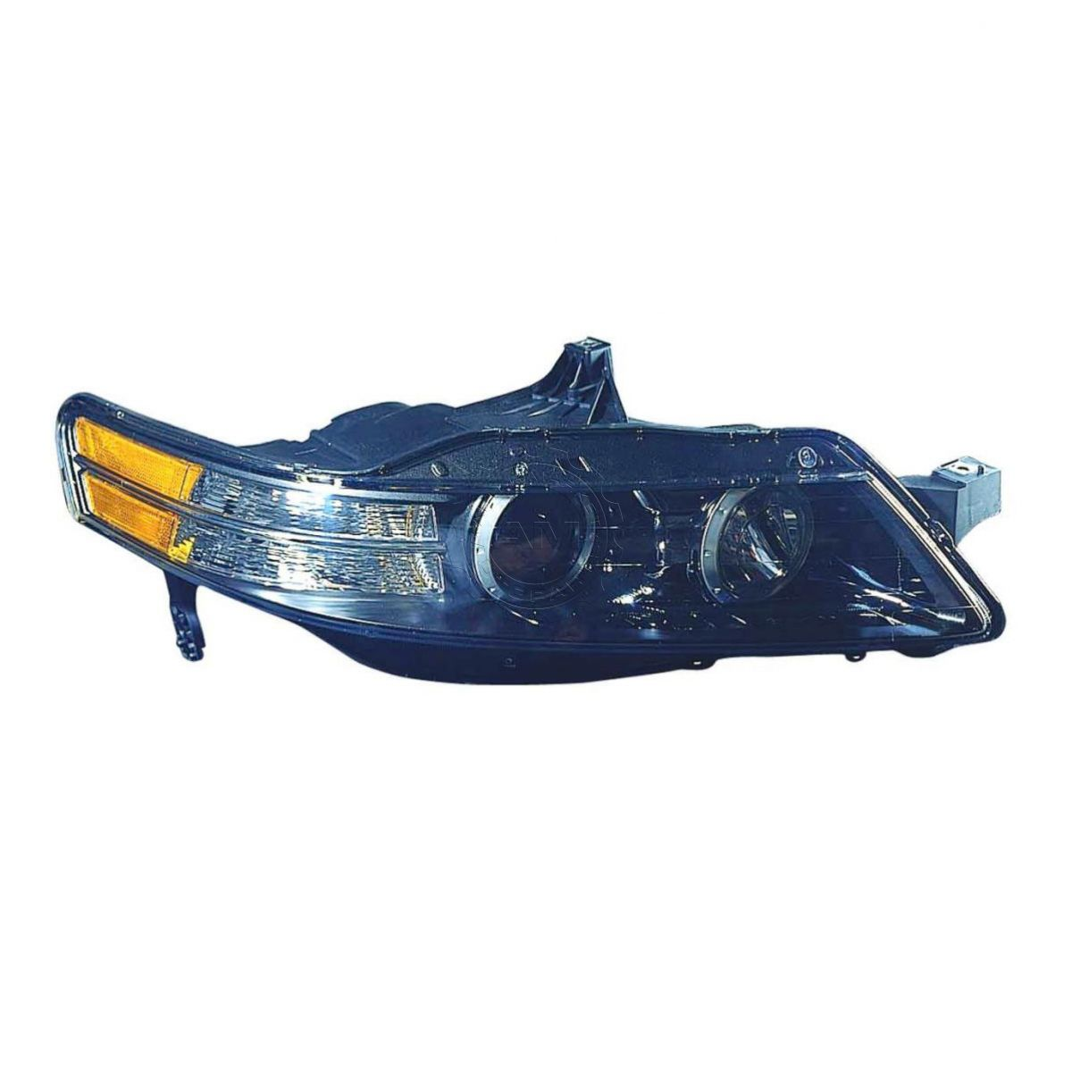 Headlight Headlamp Passenger Side Right RH NEW For 07-08