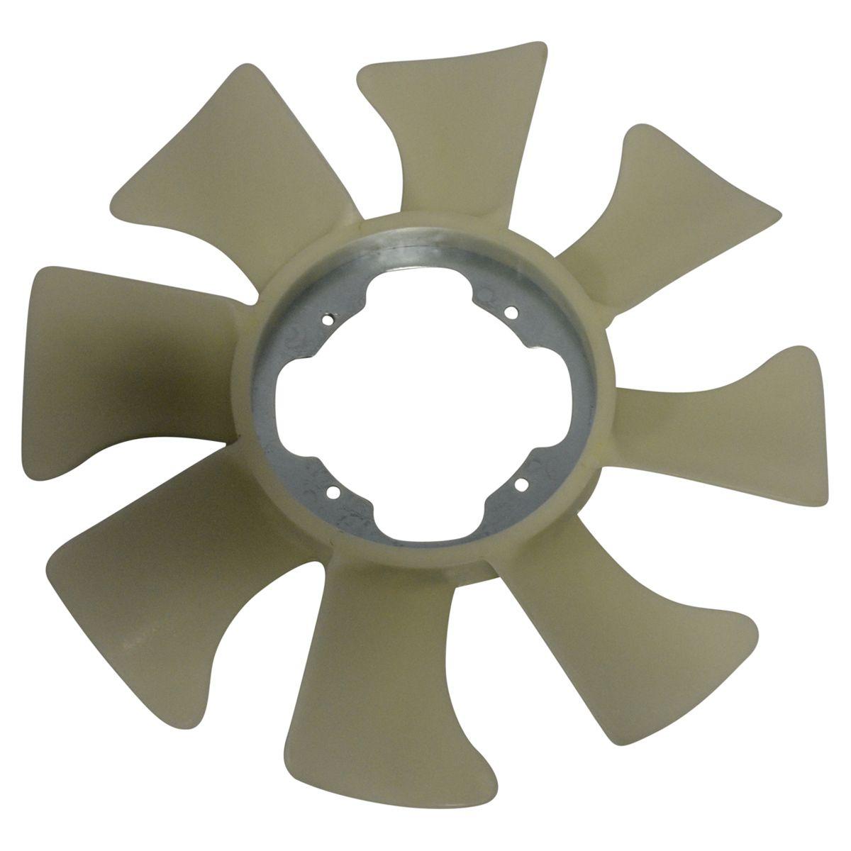 2.4L Engine For Nissan Xterra Fan Blade 2000 01 02 03 2004 325-50278 2106086G0A NI3112125