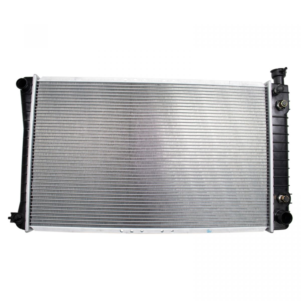 Sbc Oil Cooler : Radiator new for chevy gmc c k pickup truck suburban w o