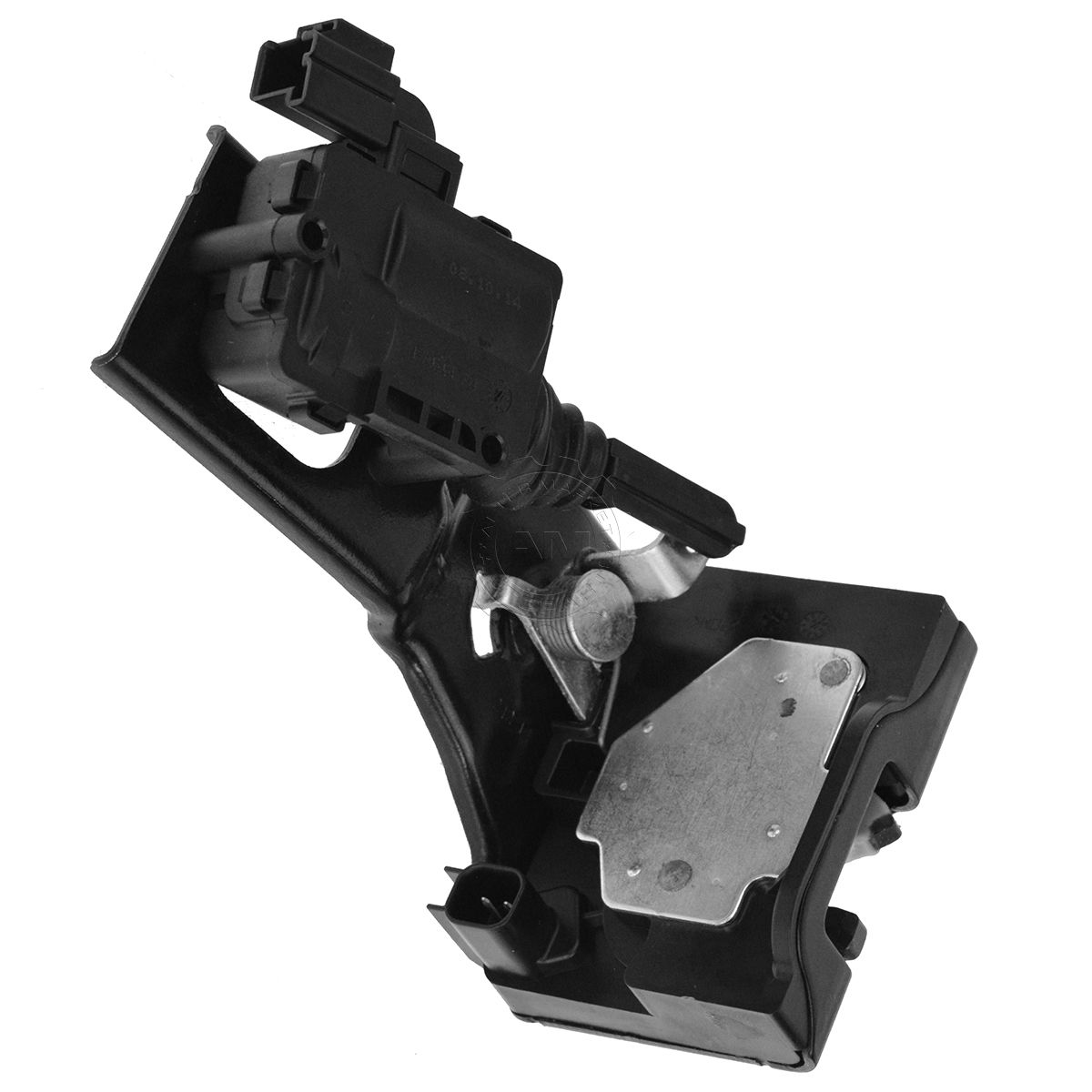 Rear Liftgate Integrated Latch Lock Actuator For Escalade Suburban 2005 Chevrolet Tailgate Diagram Chevy Door Html