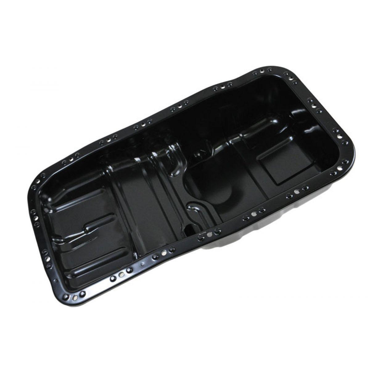 New Oil Pan Black For Honda CR-V 2001 2000 99 98 97 1999 1998 1997
