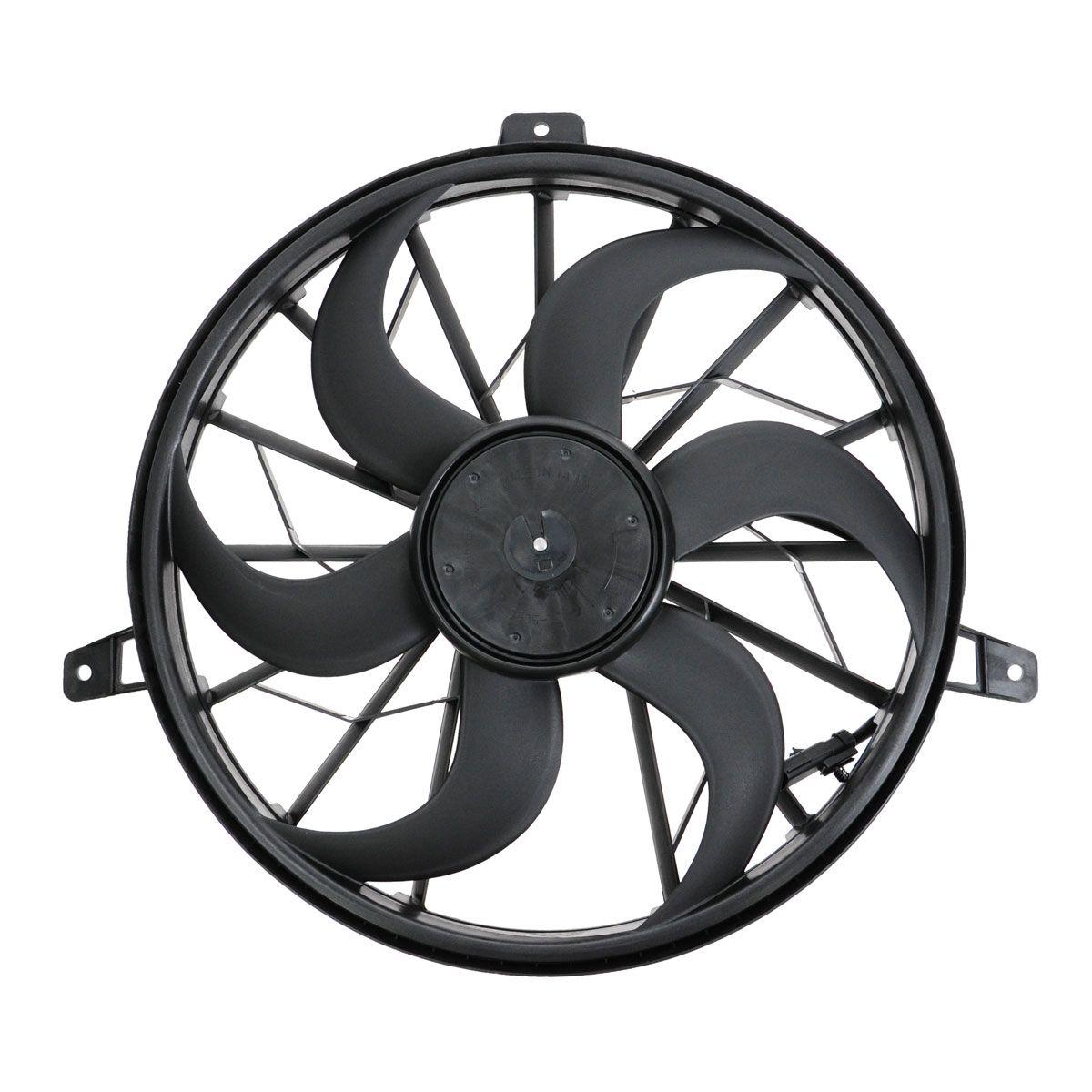 Radiator cooling fan motor assembly for 99 03 jeep grand for Radiator fan motor price