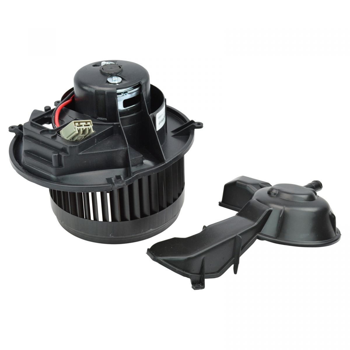 A/C AC Heater Blower Motor w/ Fan Cage for Volvo XC70 XC90 ...
