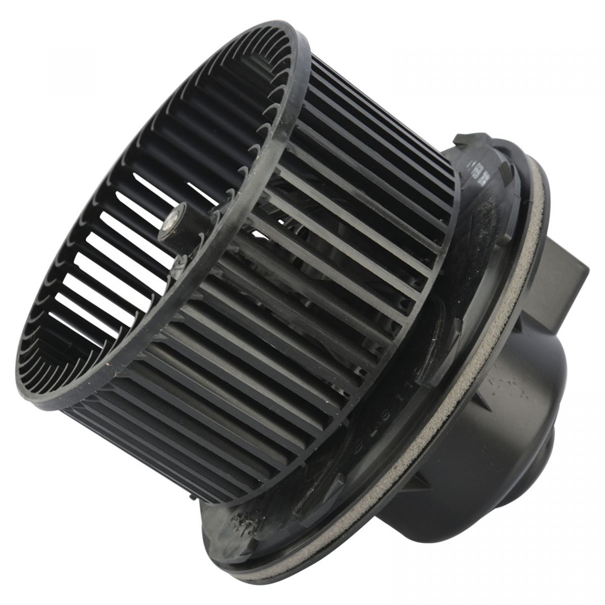 a c heater blower motor w fan cage for chevy gmc cadillac. Black Bedroom Furniture Sets. Home Design Ideas