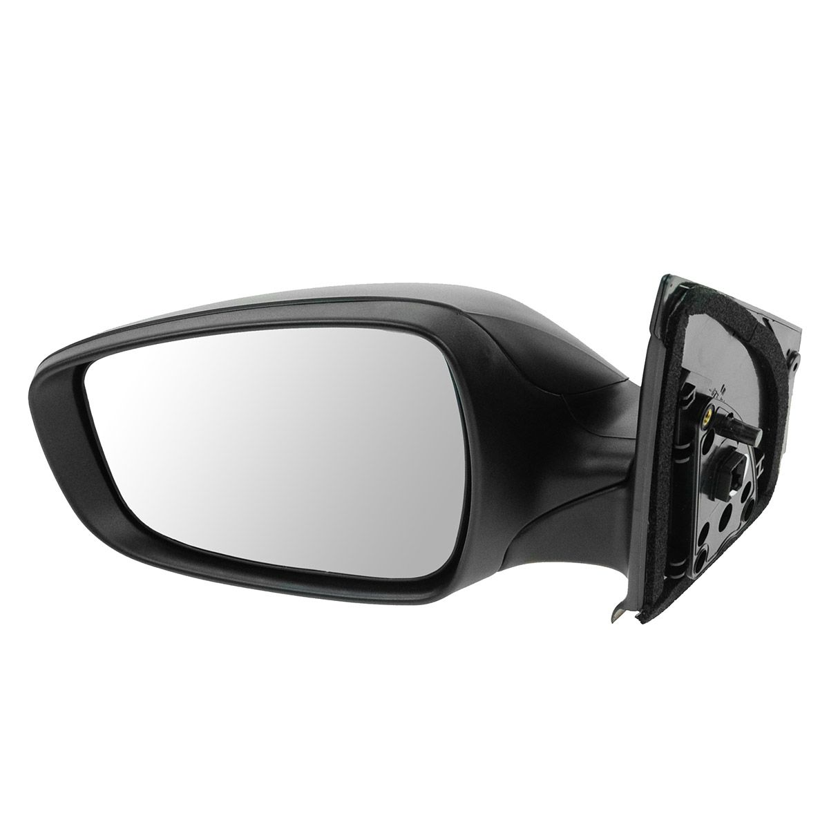 Mirror Power Black Textured Driver Side Left LH for 12-14 Toyota Tacoma NEW