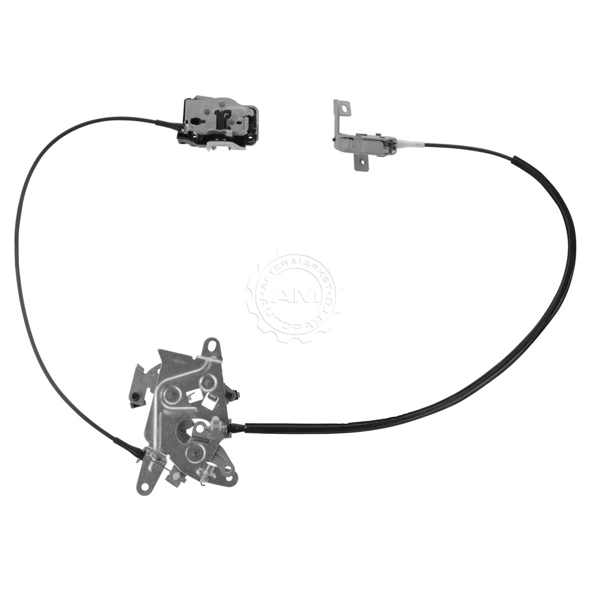 Details About Oem 6c3z28264a01a Door Latch Cable Assembly Lh Driver Rear For Ford Super Duty