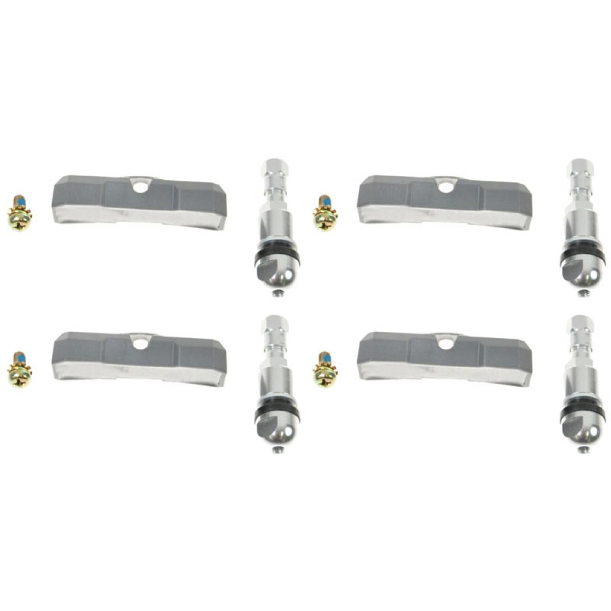 Dorman Tire Pressure Monitor Sensor TPMS Set Of 4 Kit For