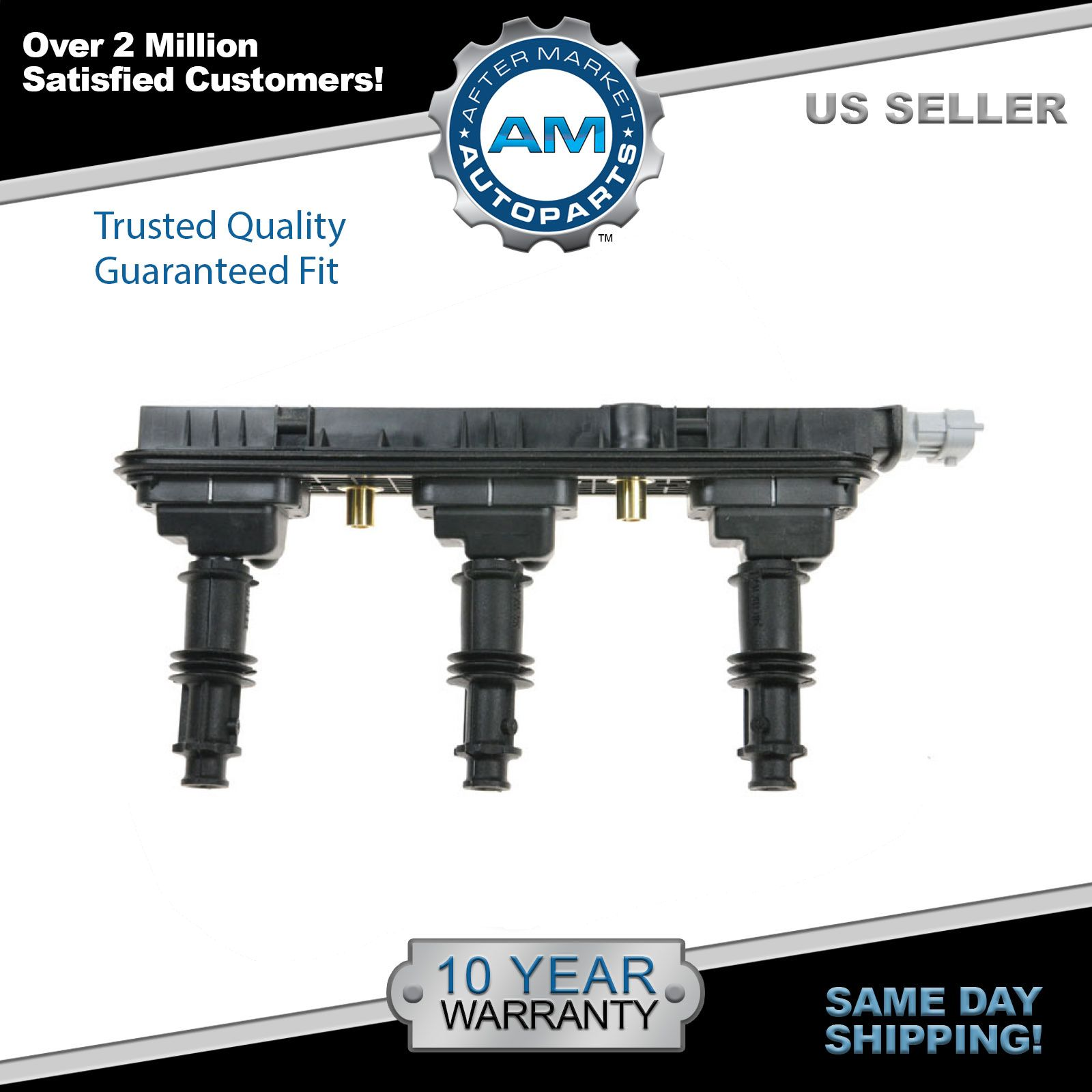 V6 Ignition Coil Pack For Vue Catera CTS Cylinder 2 4 & 6