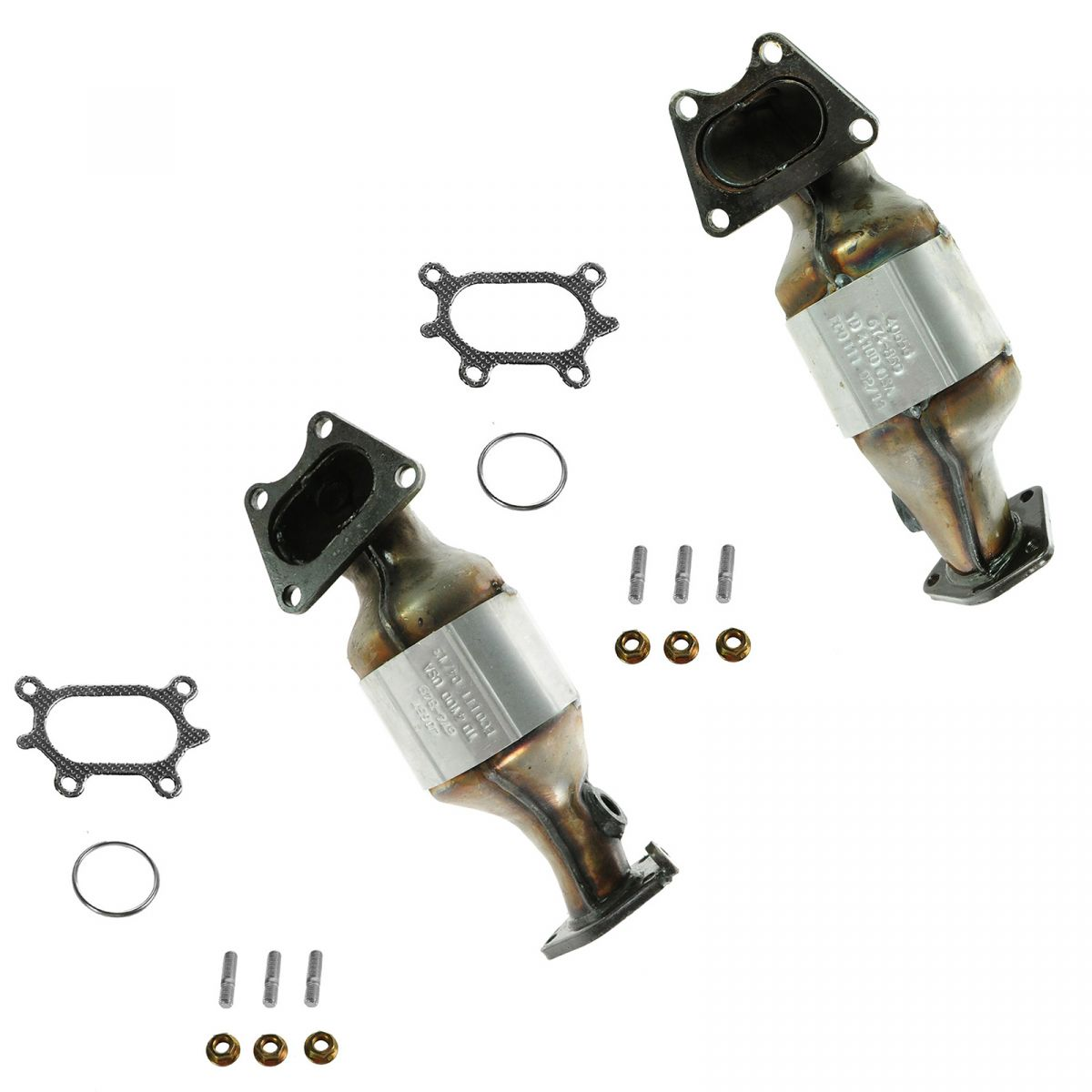 Dorman Exhaust Manifold W/ Catalytic Converter Pair For