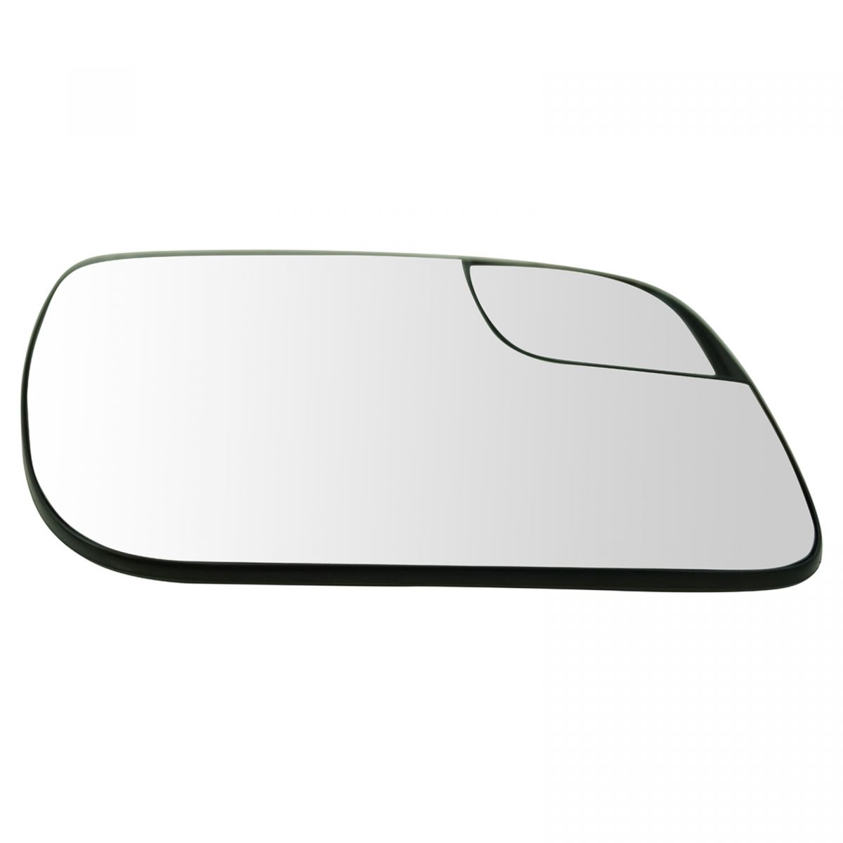 Mirror Glass with Backing Plate Heated Convex RH Right Passenger for GM Truck
