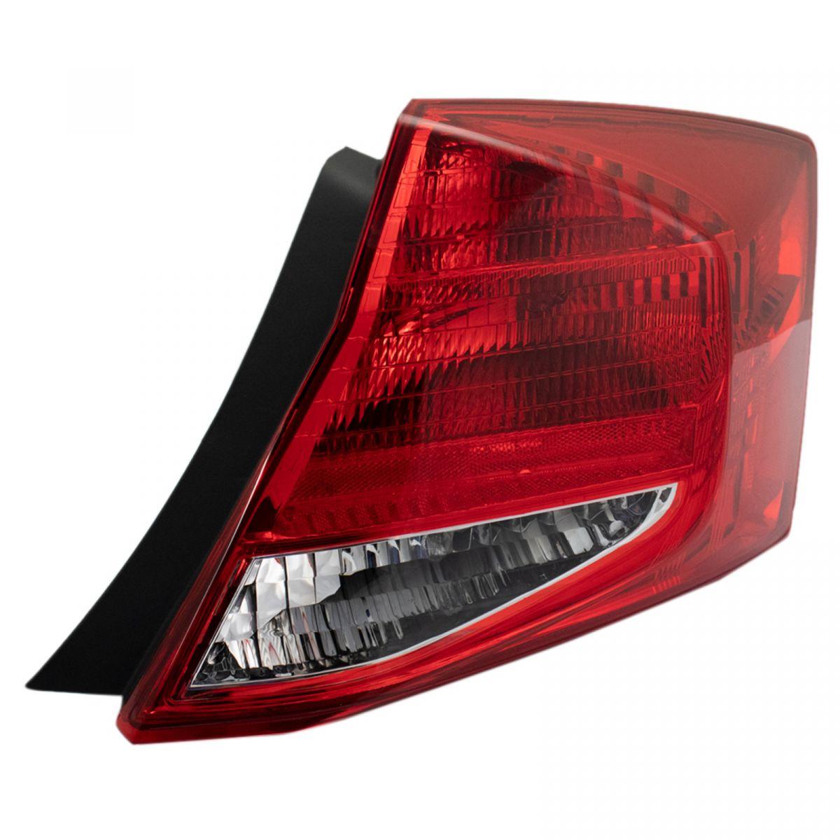 Rear Tail Light Lamp Assembly Inner RH RR Passenger Side for Honda Accord Sedan