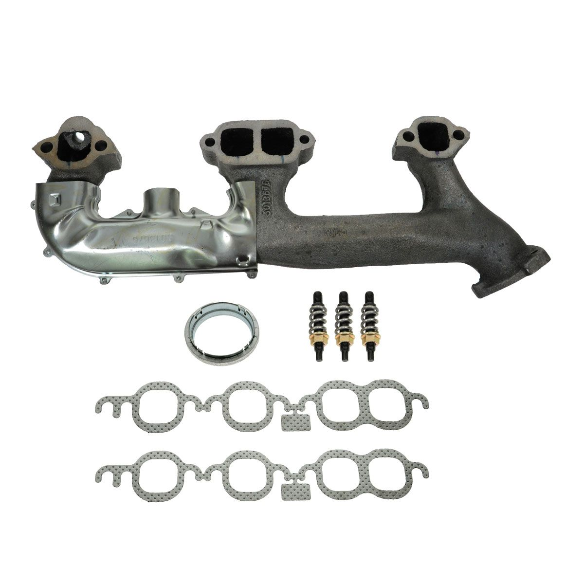 Dorman 674-156 Exhaust Manifold Kit For Chevy GMC Pickup 305 350 Right