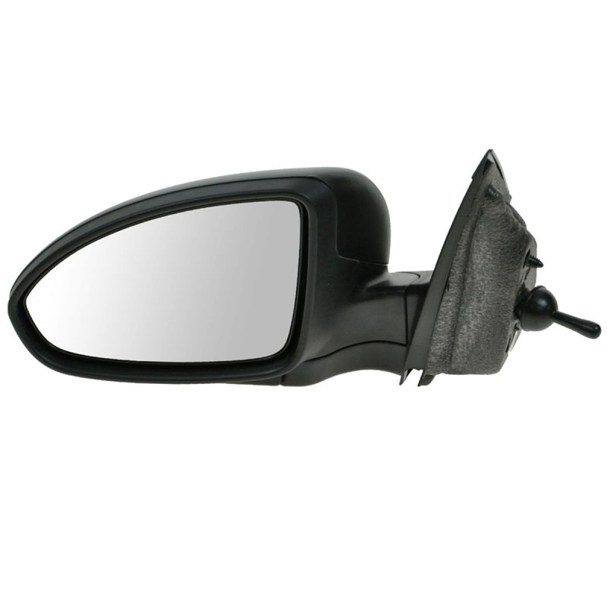 Side View Mirror Manual Remote Driver Left LH for 11-14 Chevy Cruze