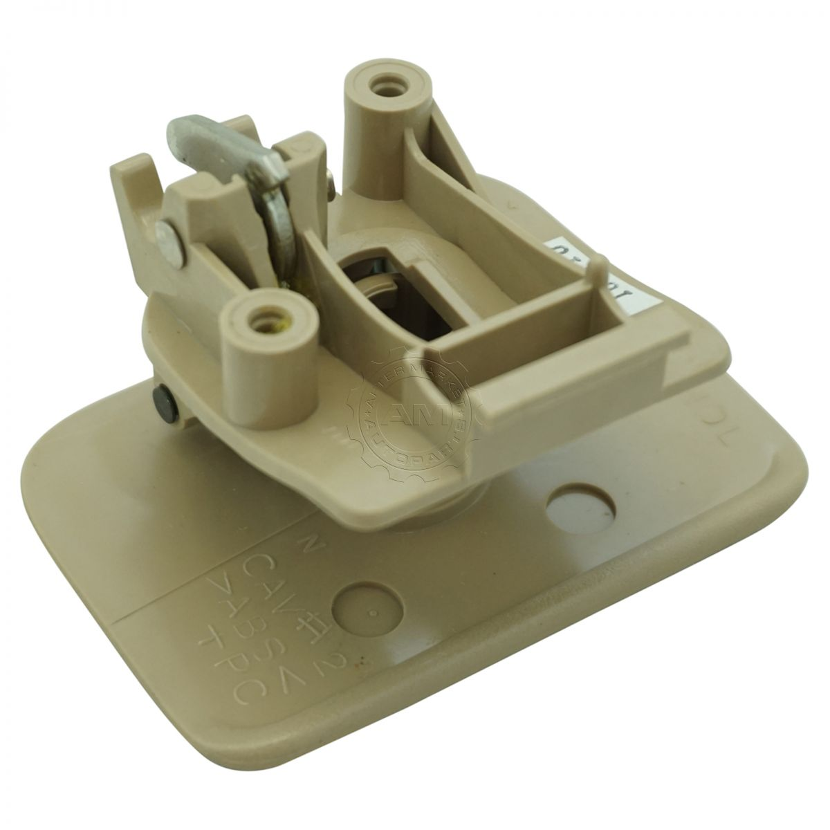 oem 20864472 glove box latch cashmere for cadillac cts srx. Black Bedroom Furniture Sets. Home Design Ideas