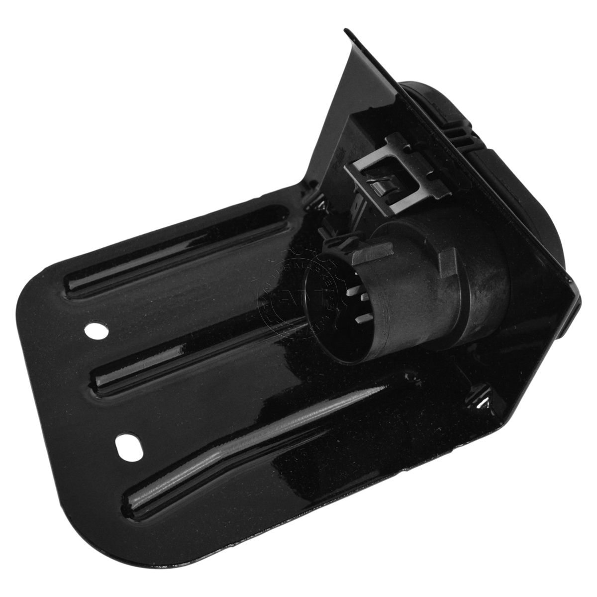 oem trailer tow plug with mounting bracket 4 7 pin for. Black Bedroom Furniture Sets. Home Design Ideas
