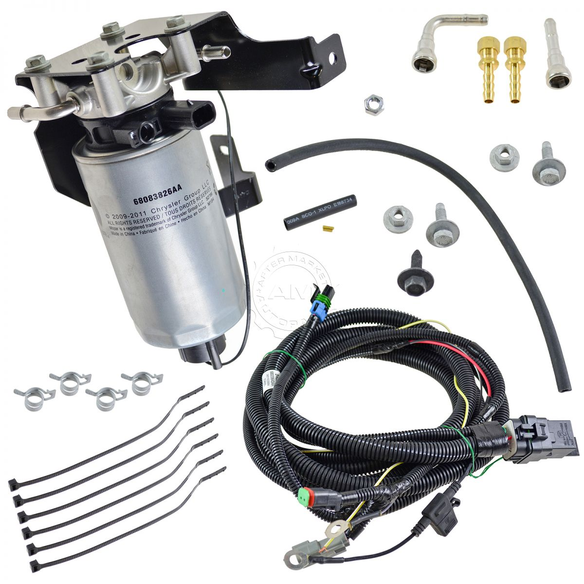 2003 Dodge Ram Fuel Filter Location Oem Severe Duty Add On System Kit For Diesel New 1200x1200