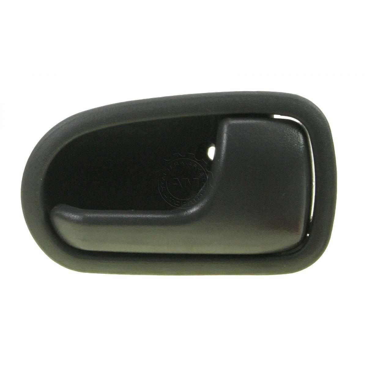 Dark Gray Inner Inside Interior Door Handle Rh Right For 95 03 Mazda