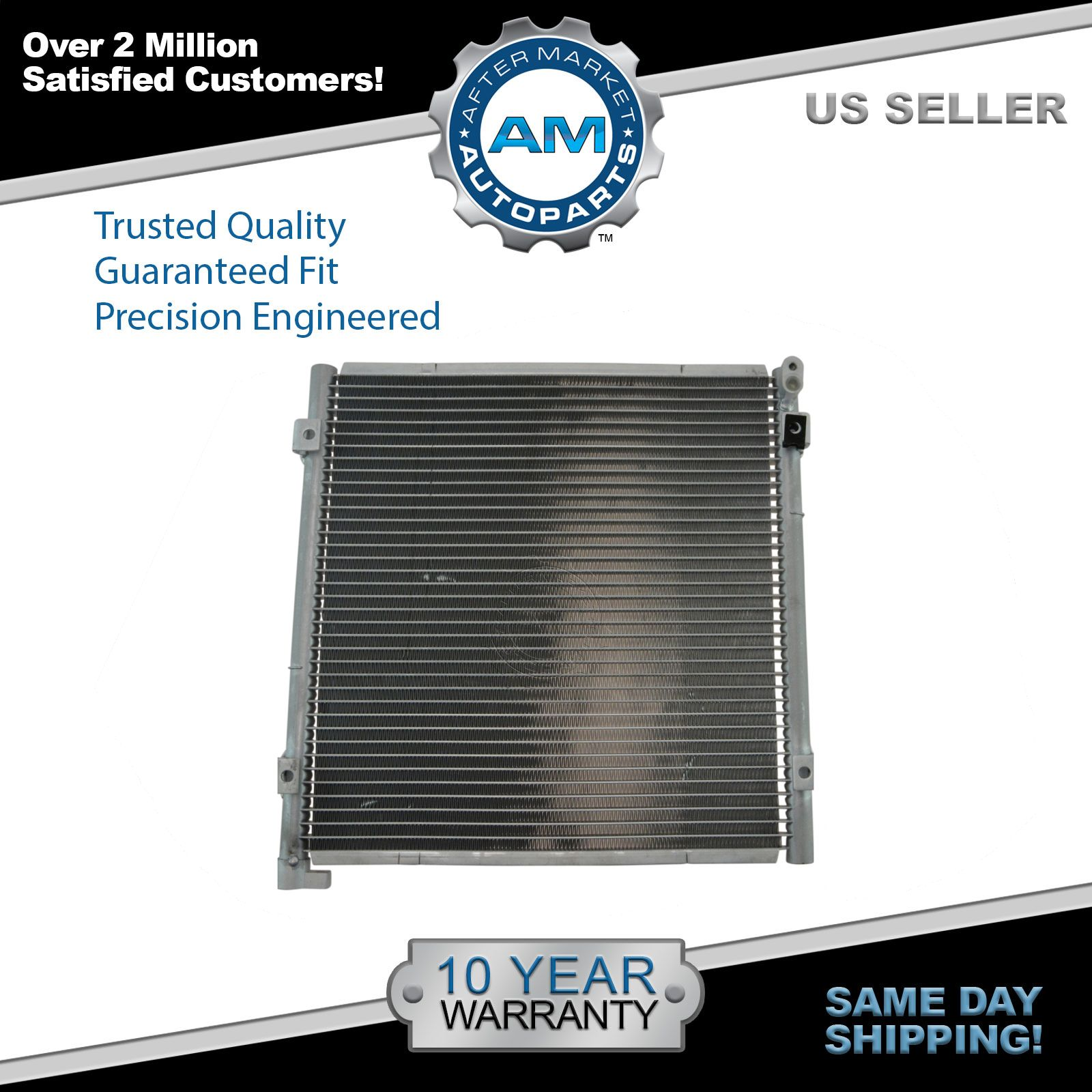 AC Condenser A/C Air Conditioning for 96-00 Honda Civic 97-00
