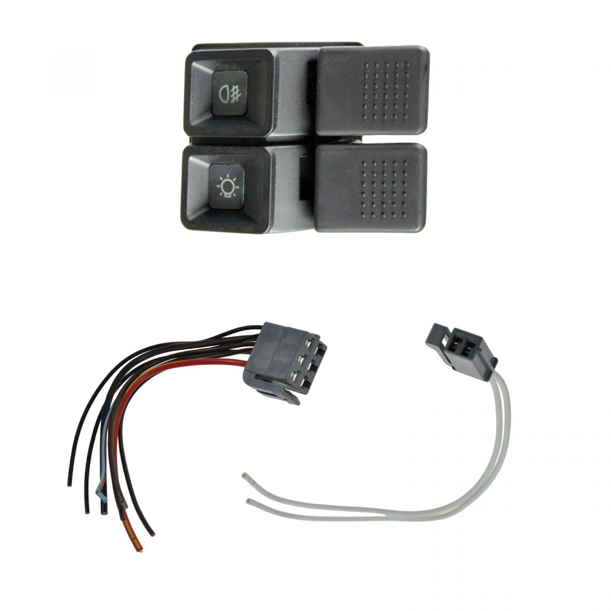 Headlight Headlamp Switch W   Plugs Wiring For Ford Mustang