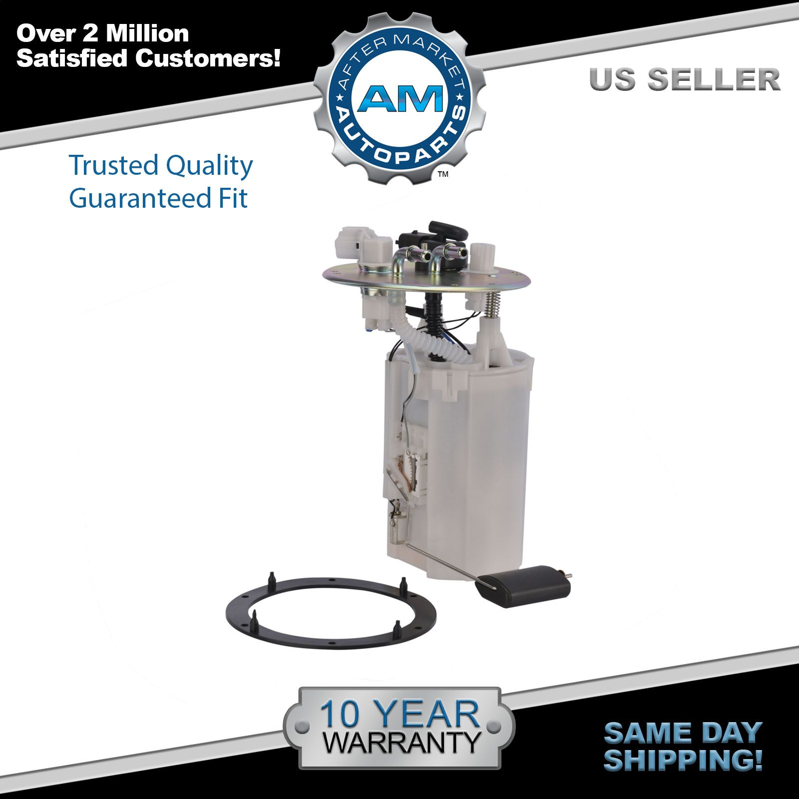 New Fuel Pump Module Assembly E8482M For 02-05 Kia Sedona 3.5L-V6 W//Sender OSIAS