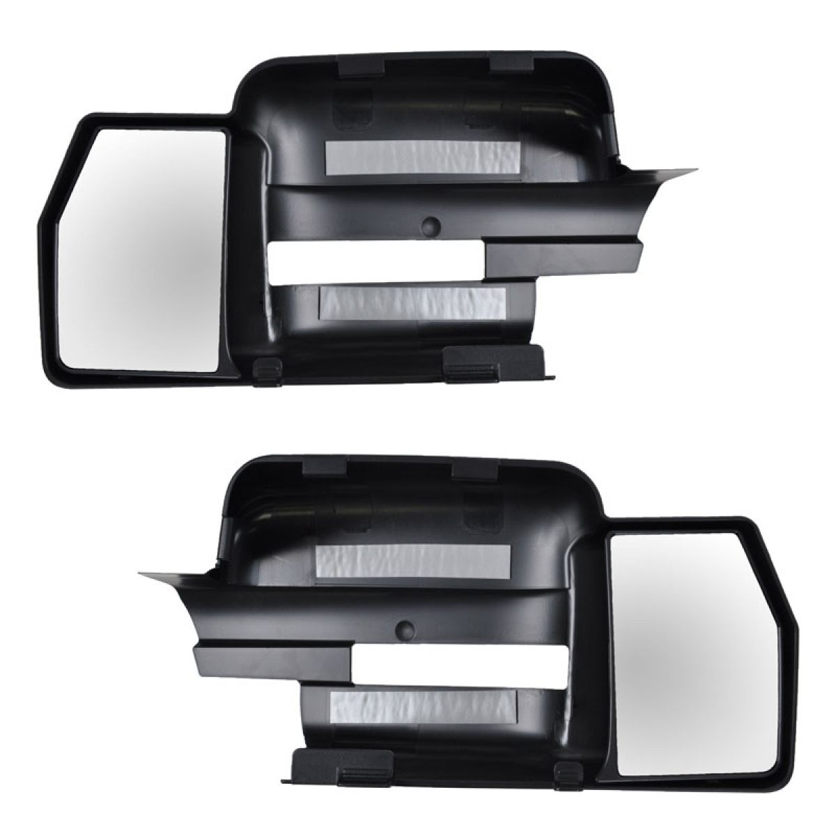 Clip On Mirror Extension LH & RH Pair Set Of 2 For 09-13