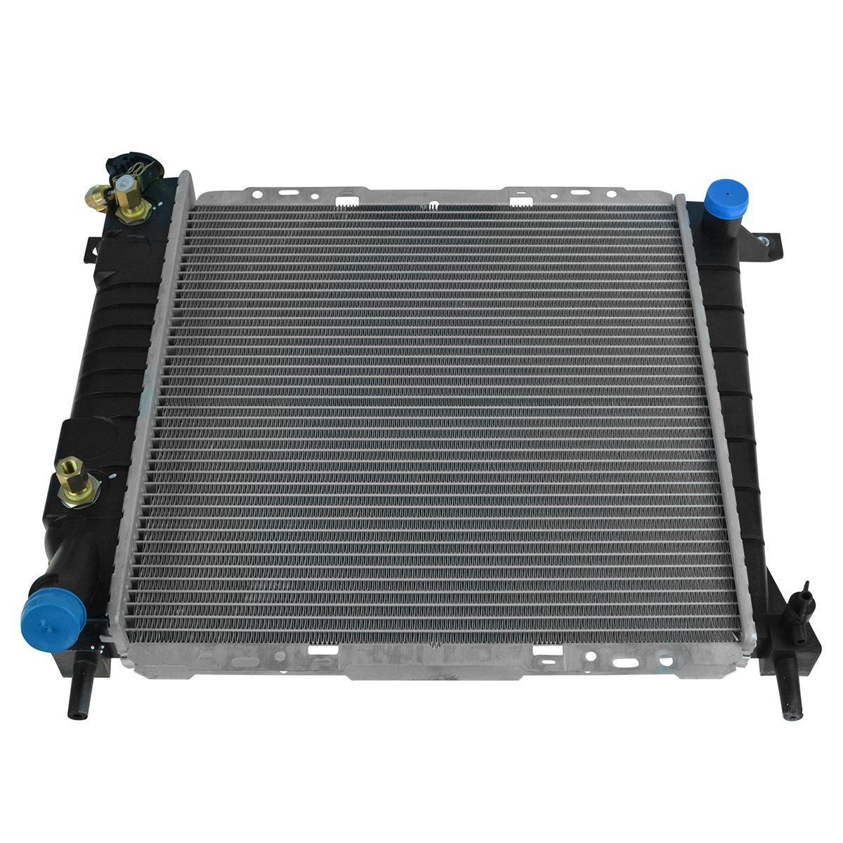 radiator new for ford explorer ranger bronco ii mazda. Black Bedroom Furniture Sets. Home Design Ideas