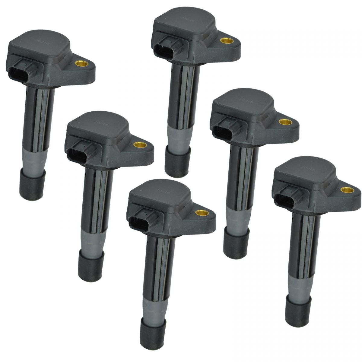 Ignition Coil Set Of 6 For Honda Accord Crosstour Odyssey