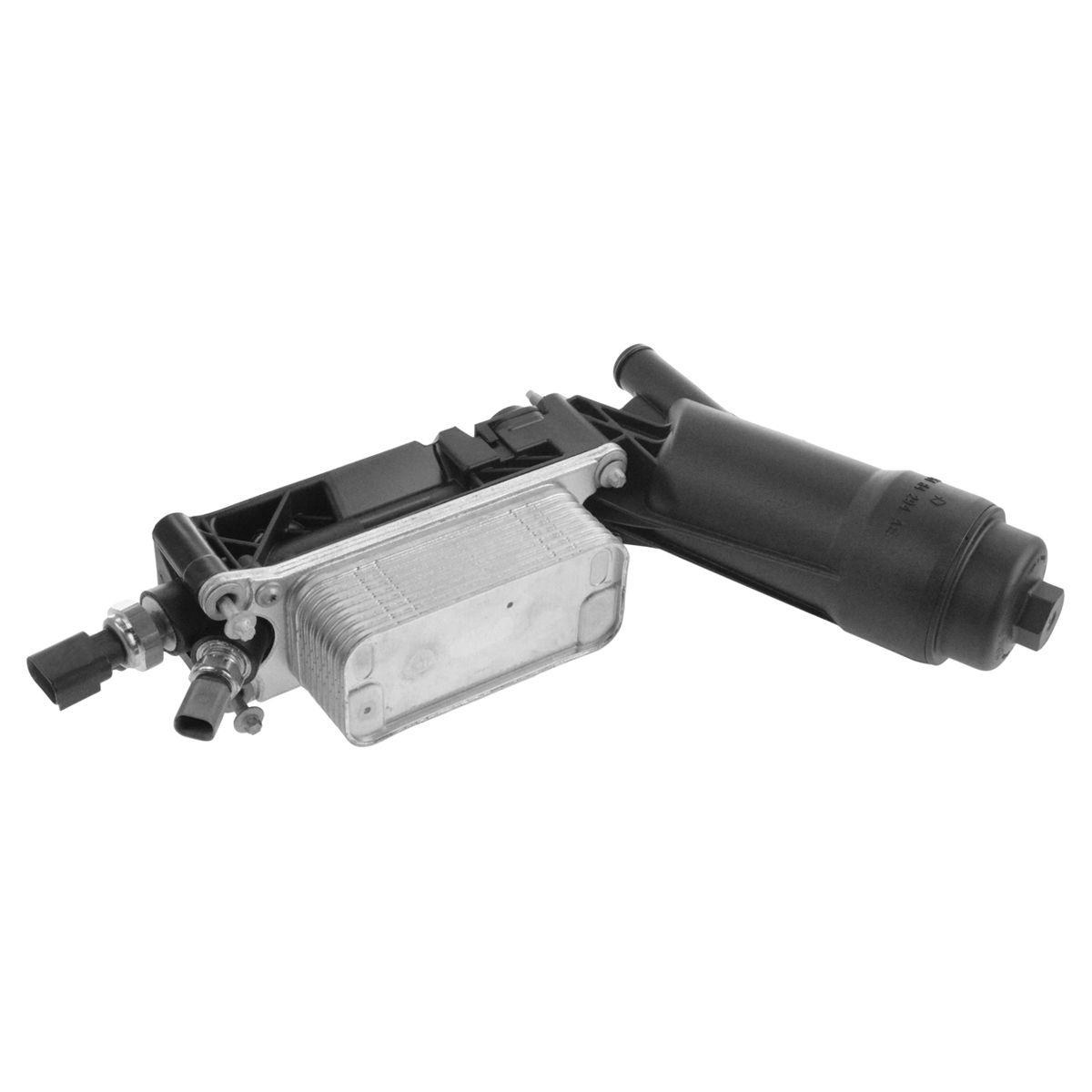 OEM 5184294AE Oil Filter Housing & Cooler Assembly For