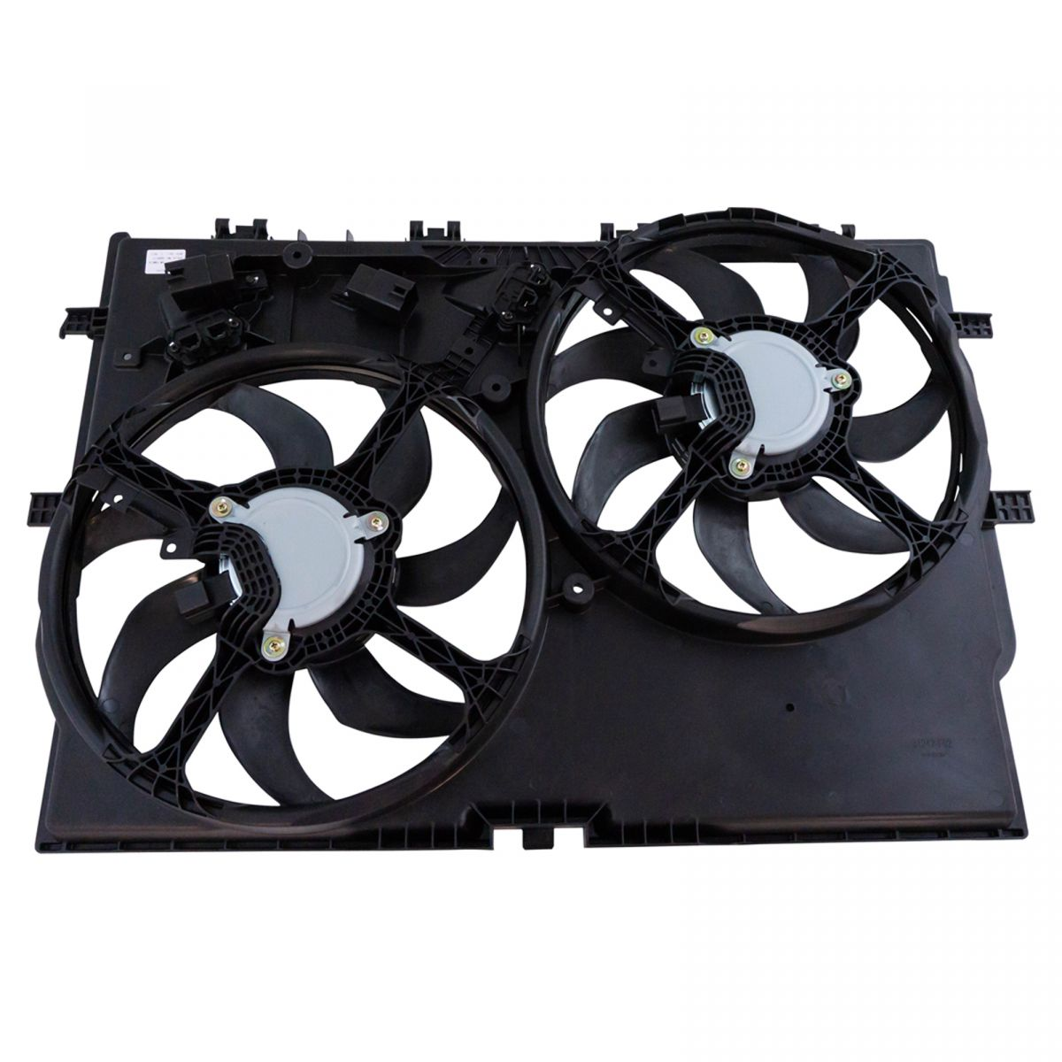 Radiator & Condenser Dual Cooling Fan Assy for Ram Promaster w/AC 3.0 Diesel New