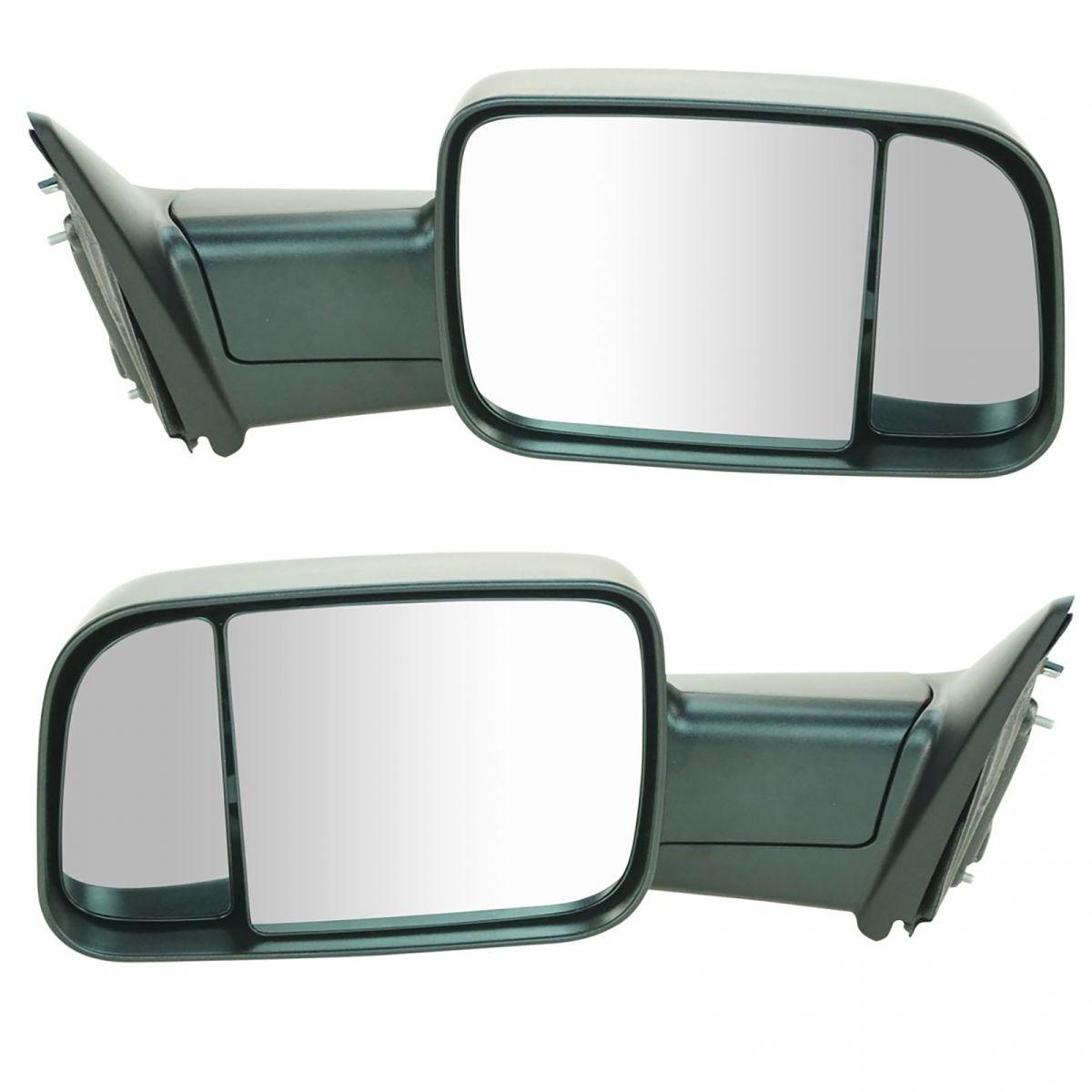 New Passenger Side Mirror For Ram 2500 2011-2012 CH1321314