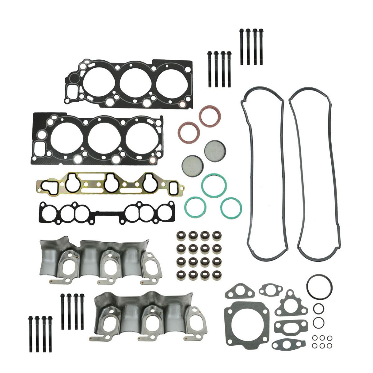 Cylinder Head Gasket Bolts kit Replacement For TOYOTA PICKUP 4RUNNER T100 3.0L 1988-1995